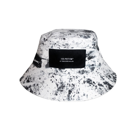 Bucket  Hat with Elastic String