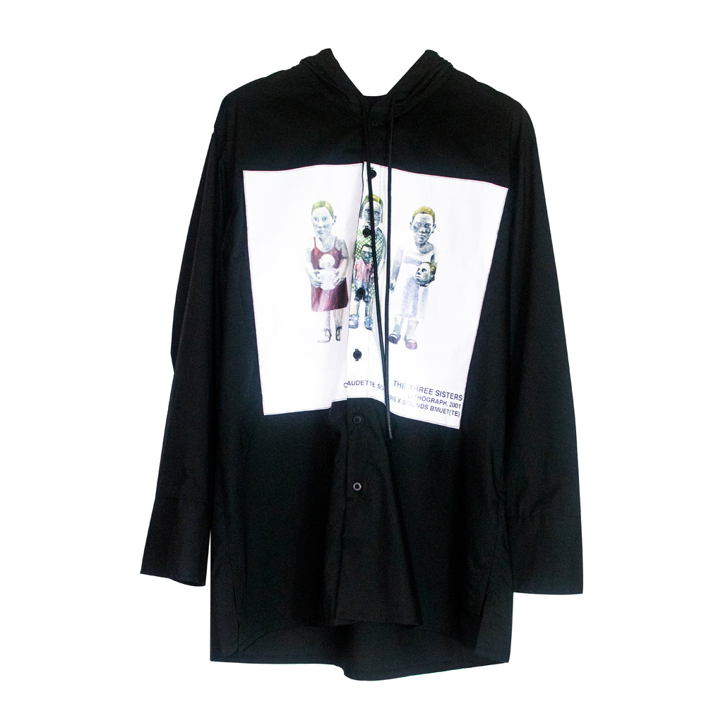 Three Sister Gallery Shirt Black