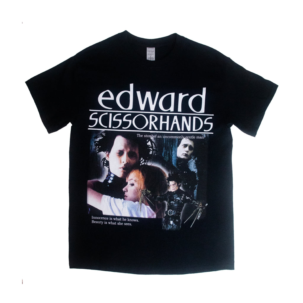 Edward Scissor Hands Tee