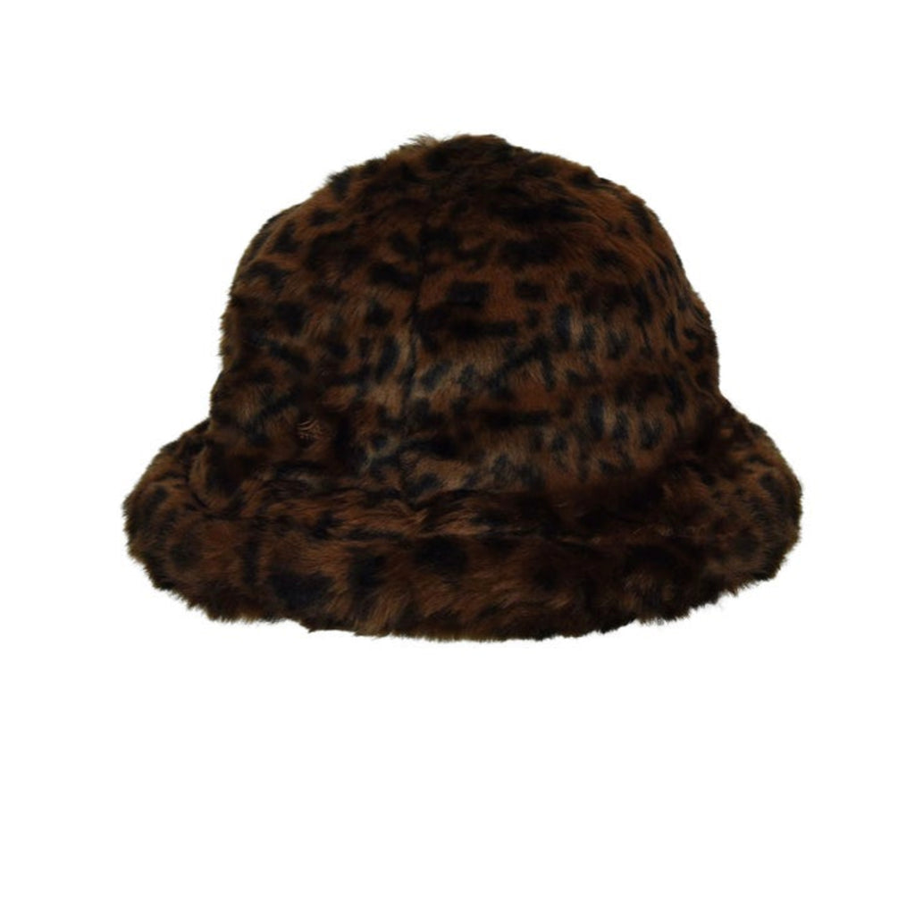 Faux Fur Casual Leopard