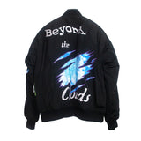 Beyonde Bomber Jacket Black