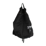 Beach Bag As Backpack Black