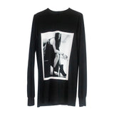 LS Leves Tee Black