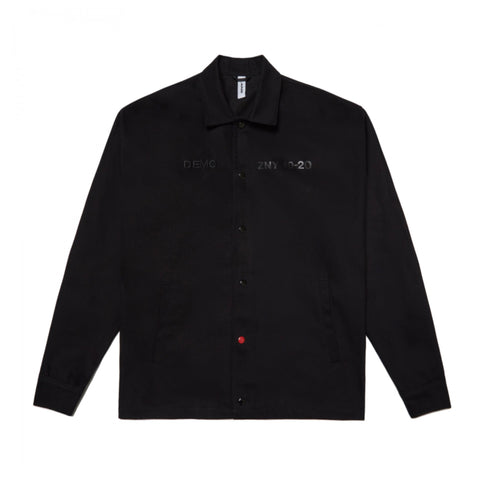 Demo Sample Coach Jacket Black