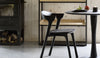 Ethnicraft Torsion Dining Table - Black