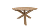 Ethnicraft Circle Oak Dining Table