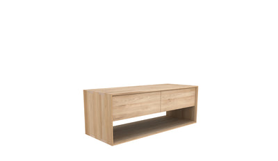 Ethnicraft Oak Nordic TV Cupboard