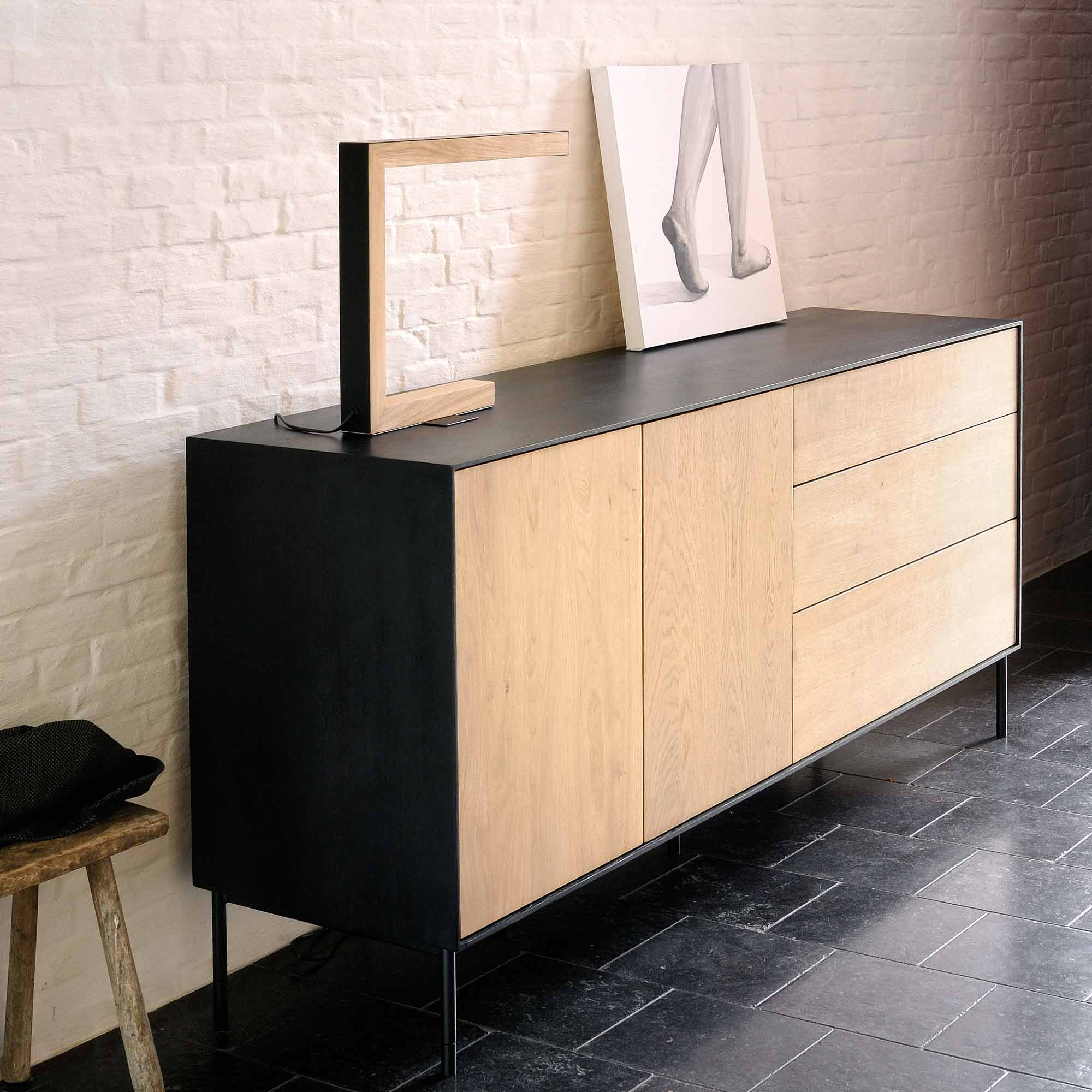 Blackbird Oak Sideboard