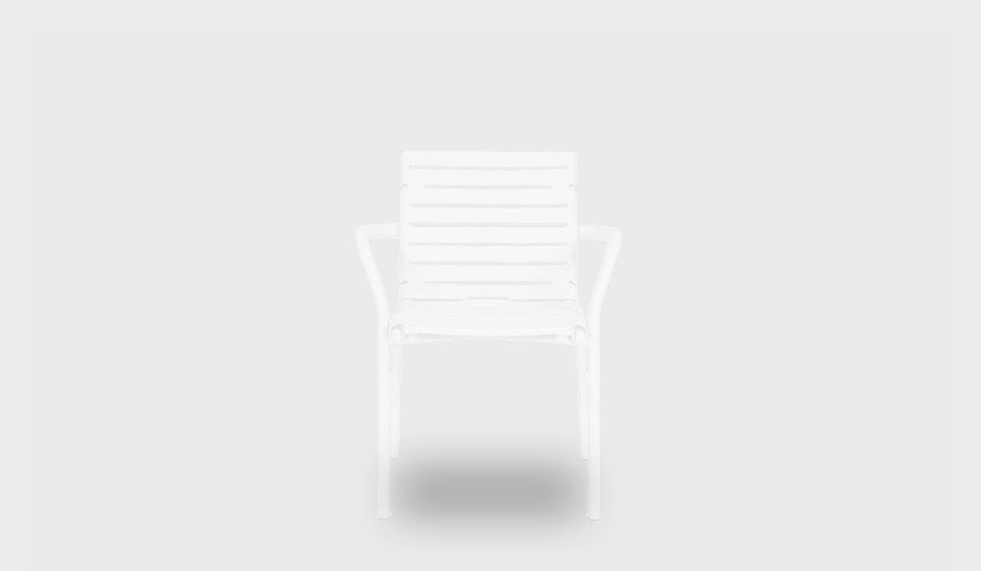 AT800 Outdoor Aluminium Armchair