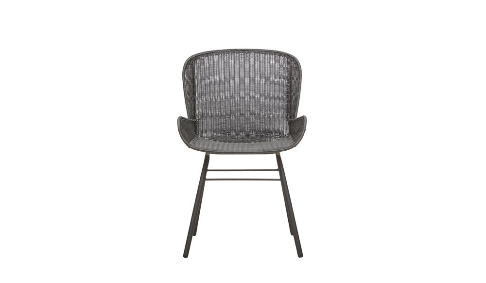 Mauritius Closed Weave Arm Chair