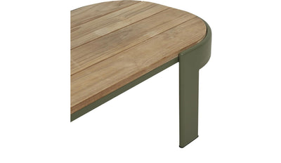 Lagoon Oval Coffee Table