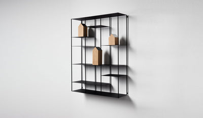 Won Design Chord Vertical Shelf