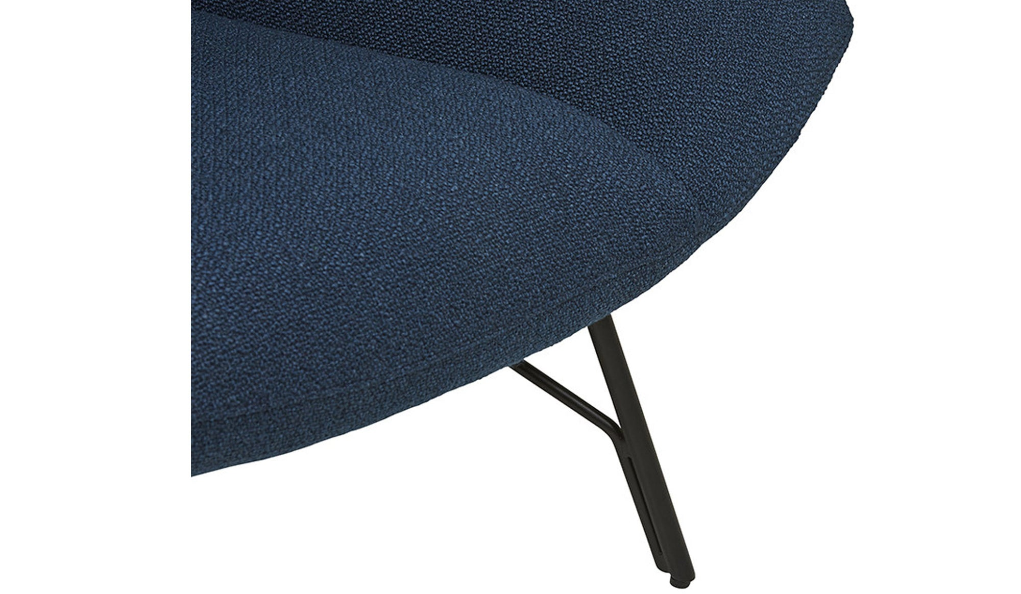 Felix Angled Arm Occasional Chair