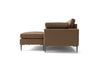 Nova Leather Sofa | 3 Seater x/ Ottoman
