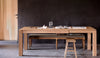 Slice Oak Extendable Dining Table