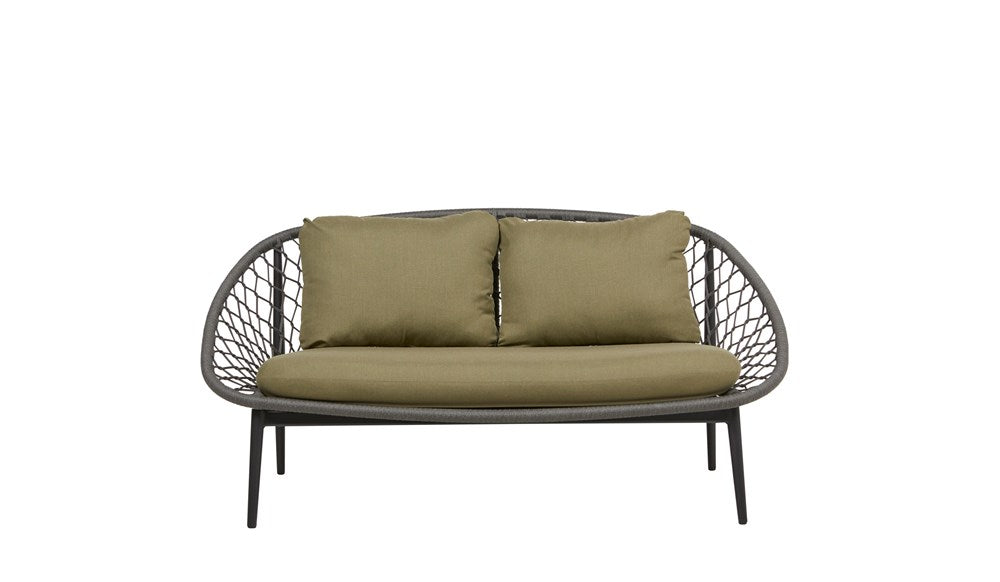 Kai Rope 2-Seater Sofa