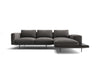 Wendelbo Surface Right-Hand Chaise Sofa (Slim-Arm)