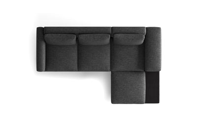 Surface Sofa | Slim Arm Right Chaise