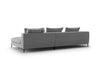 Peak Sofa | 3.5 Seater Right Chaise Diara Mist