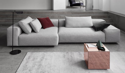 Raft Sofa | Customisable | 2-Seater from $4,652