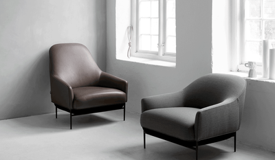 Wendelbo Chill High Back Armchair
