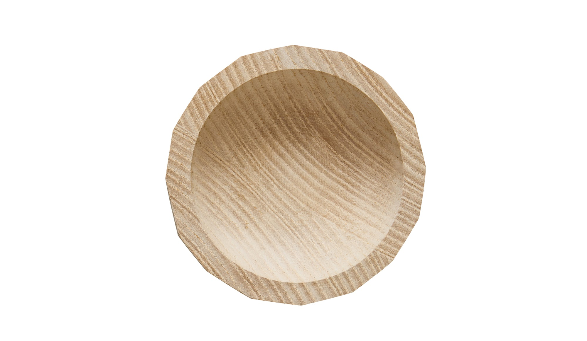Yoko Facet Tray | Natural