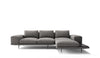 Wendelbo Surface Right-Hand Chaise Sofa (Wide-Arm)