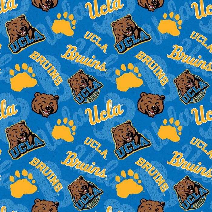 UCLA Bruins | Cotton Fabric