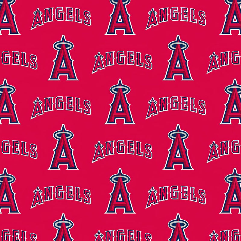 Anaheim Angels | Cotton Fabric