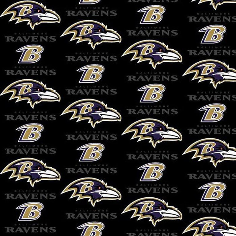Baltimore Ravens | Cotton Fabric