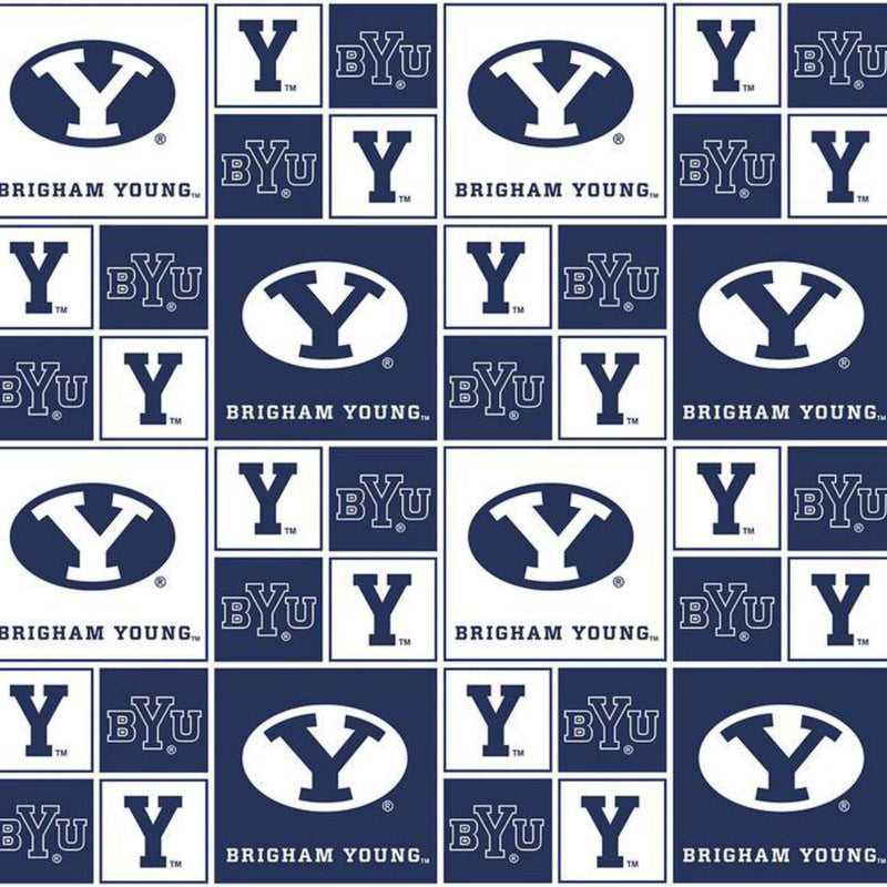 Brigham Young University | Cotton Fabric