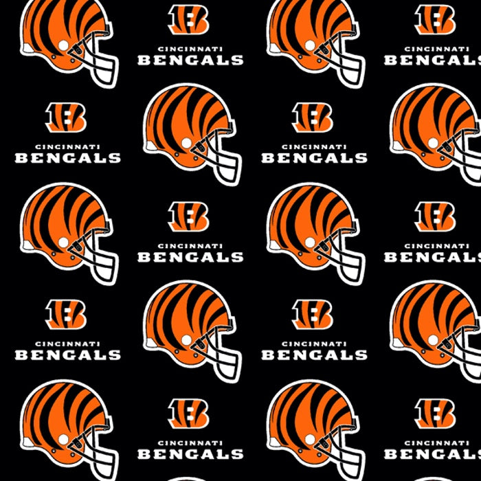 Cincinnati Bengals | Cotton Fabric