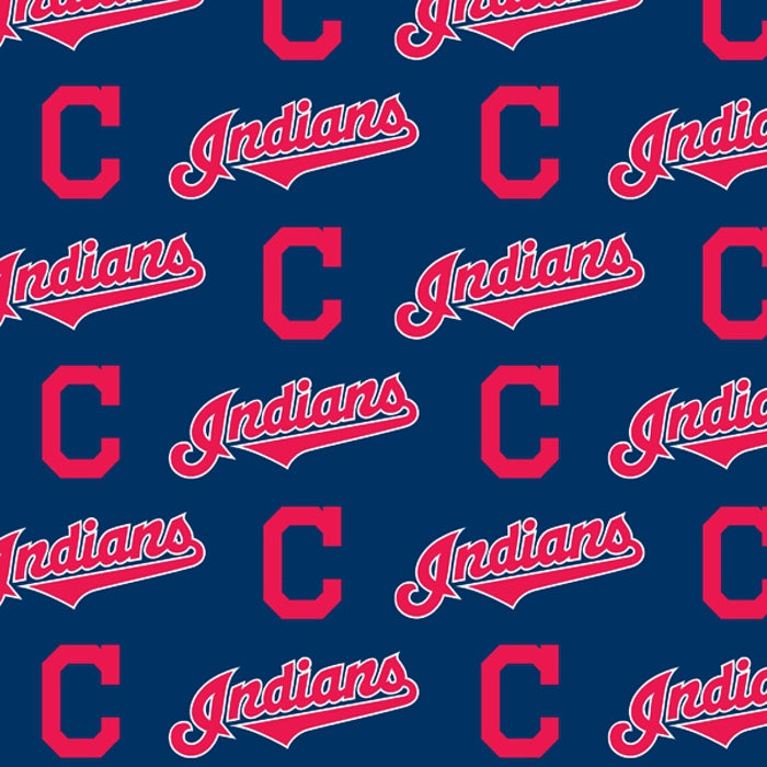 Cleveland Indians | Cotton Fabric