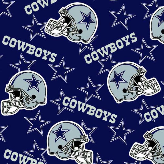 Dallas Cowboys | Fleece Fabric