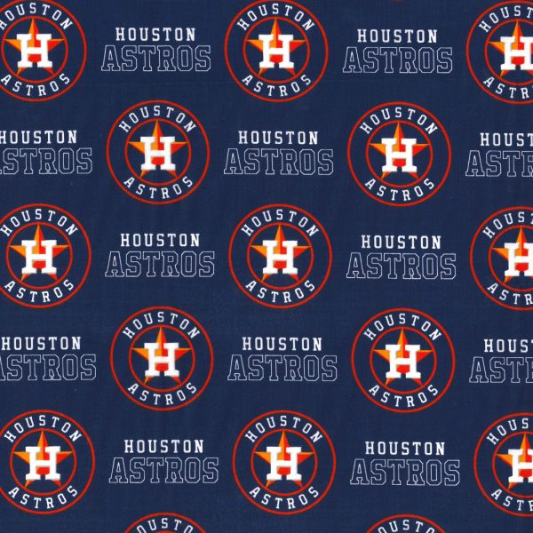 Houston Astros | Cotton Fabric