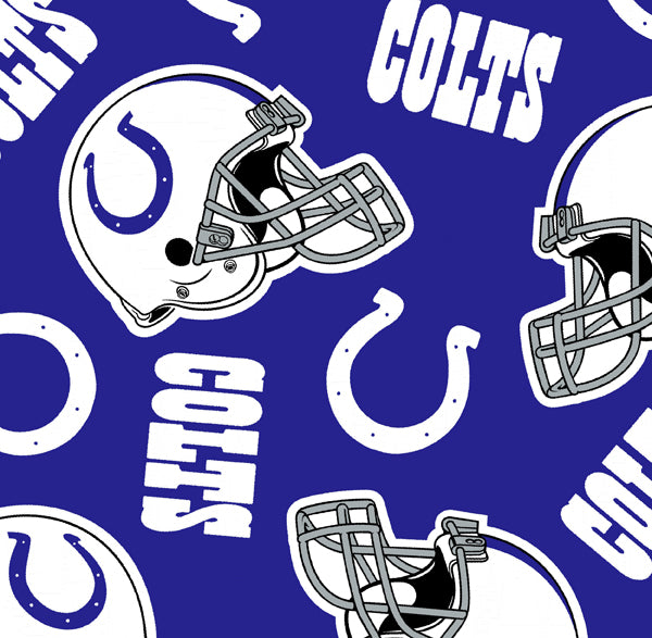 Indianapolis Colts | Fleece Fabric