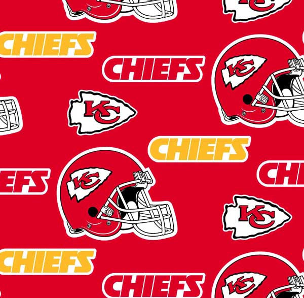 Kansas City Chiefs | Fleece Fabric