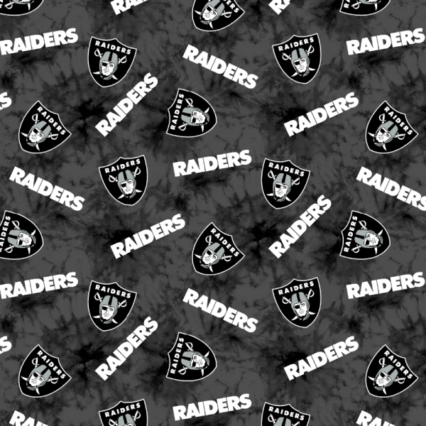 Las Vegas Raiders | Flannel Fabric