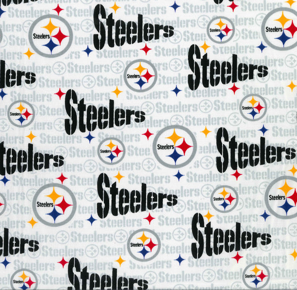Pittsburgh Steelers | Cotton Fabric