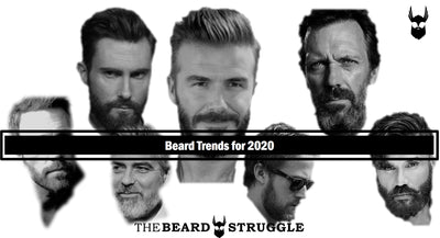 Beard Trends for 2020