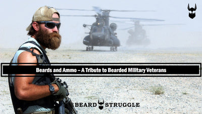 Beards and Ammo – A Tribute to Bearded Military Veterans