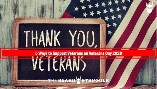 5 Ways to Support Veterans on Veterans Day