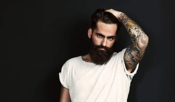 Fight Acne with Beard Oil