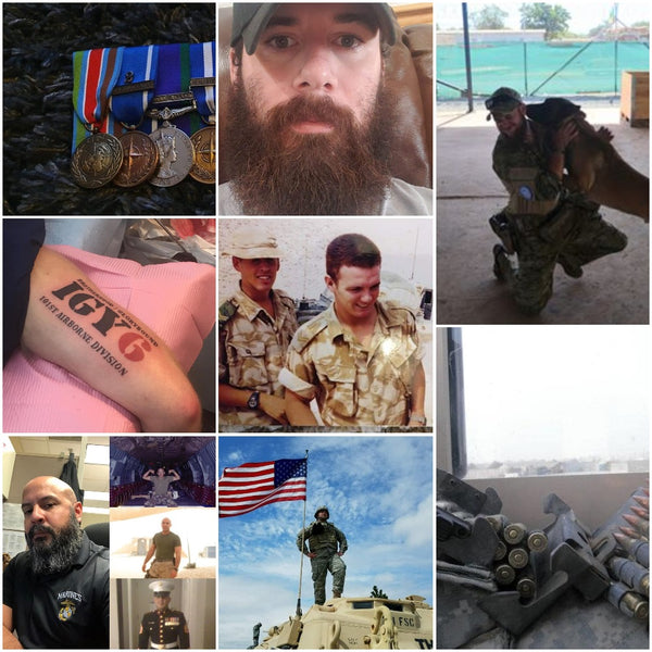 Bearded Veterans