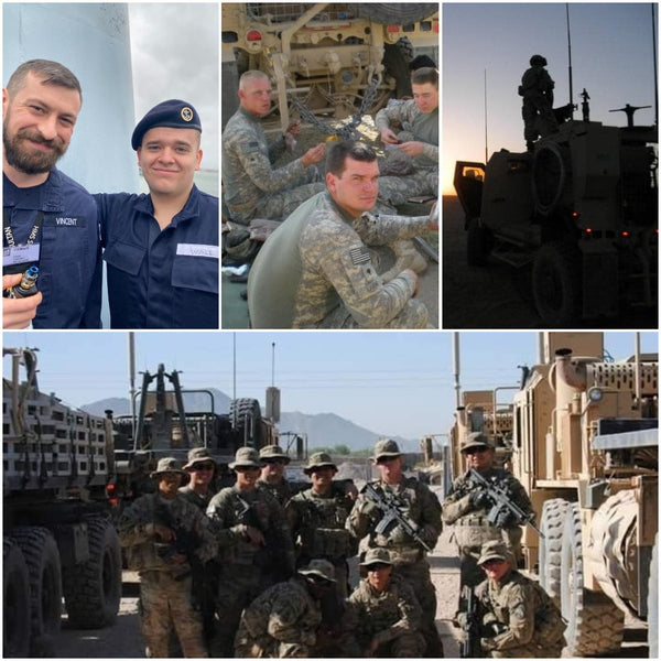 Bearded Veteran Collage 2