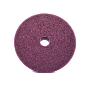 "6"" Maroon Foam Polishing Pad"