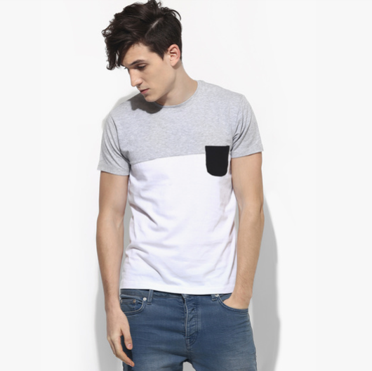 pocket t-shirt india