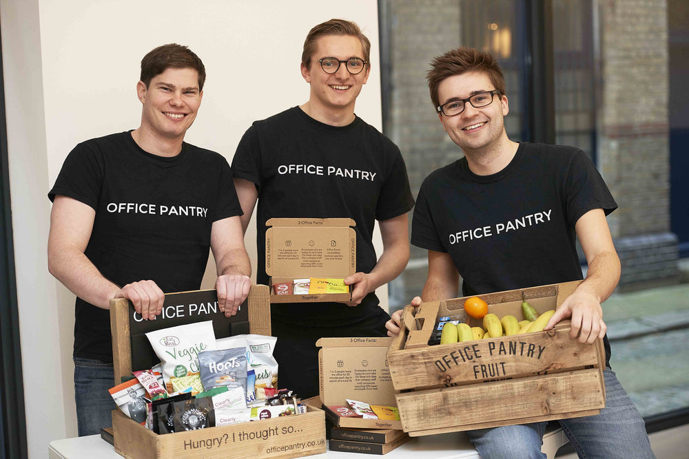 Office Pantry: Delivering super foods to super offices