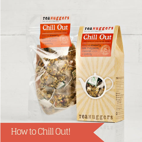 Our 5 top tips to Chill Out!