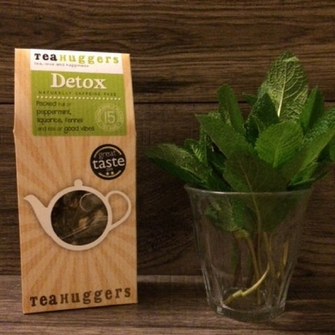 Detox tea  - peppermint tea
